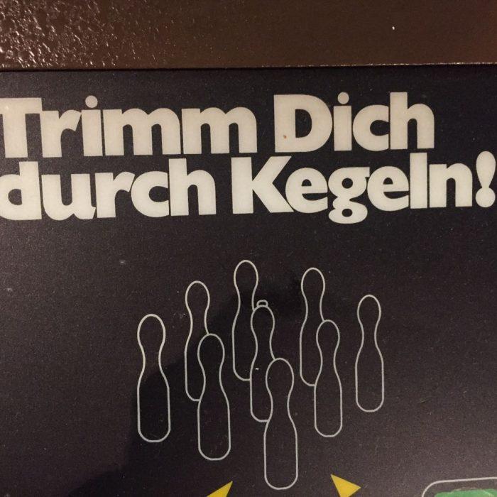 Ladies Circle Kegelbahn Hannover